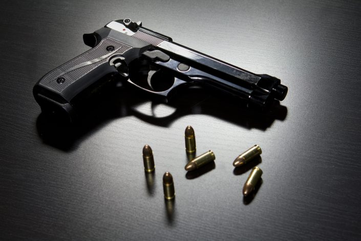 Illinois Private Investigator Concealed Carry Gun with Bullets